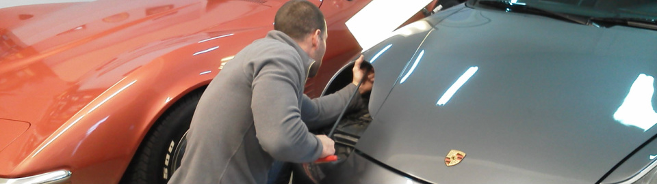 Mobile Dent Repair in Charlotte, North Carolina