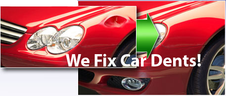 Car Dent Repair Charlotte, North Carolina