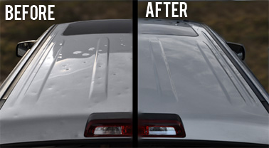 Hail Damage Repair in Charlotte, NC